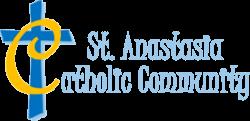 St. Anastasia Catholic Community logo